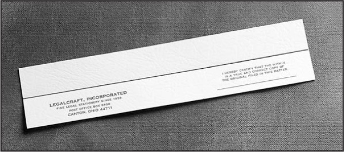 Cover Strips - White Leather, 50 lb. - 2 inch x 8½ inch - 500ct.
